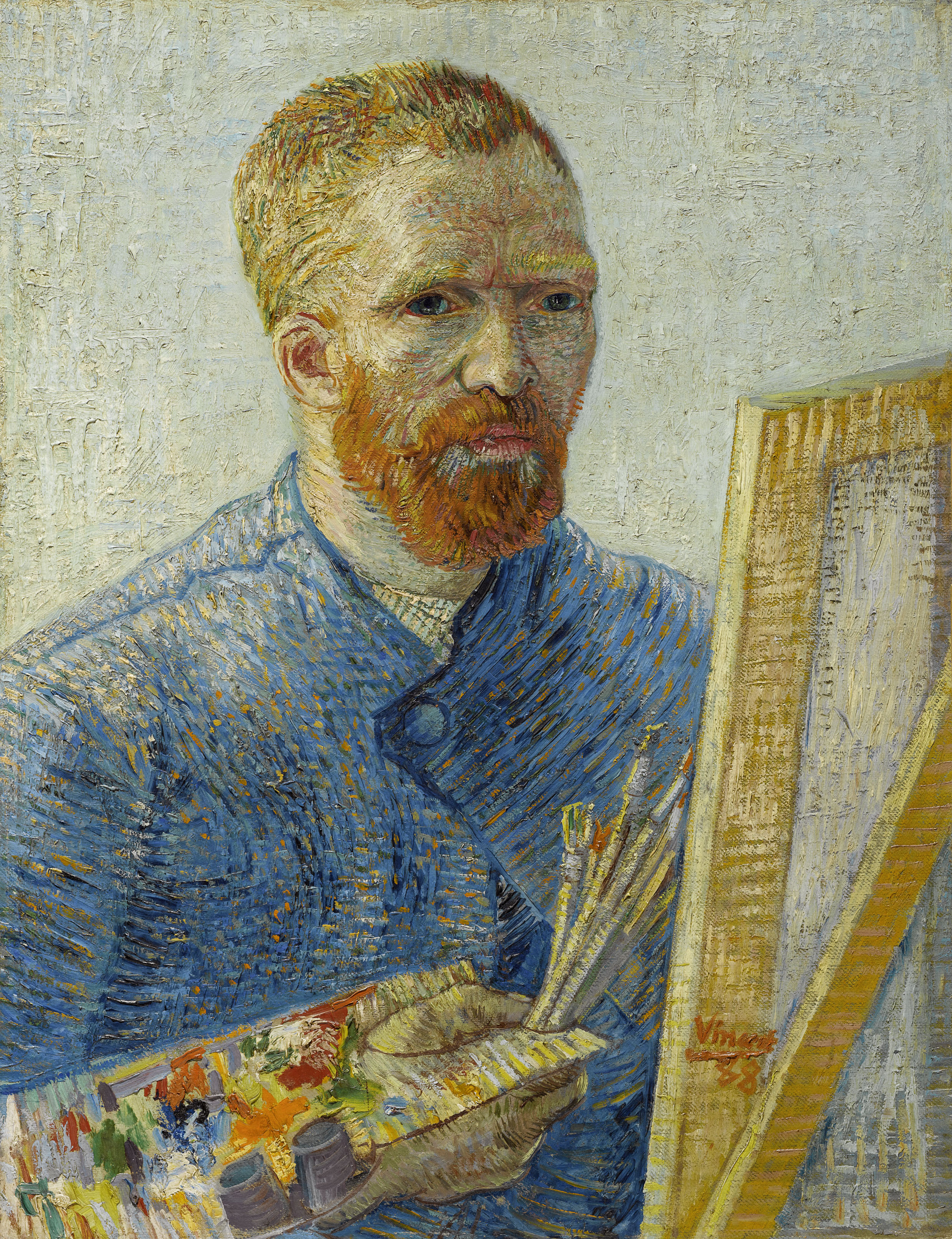 A biography and art of vincent van gogh the painter